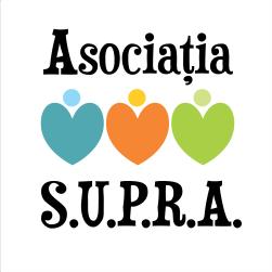 Asociația S.U.P.R.A. - logotip, creație și DTP materiale grafice
