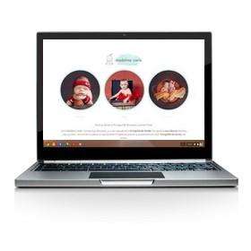 MV Photography - website de prezentare responsive, grafică custom