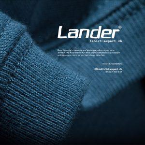 Lander GMBH - grafică materiale târg