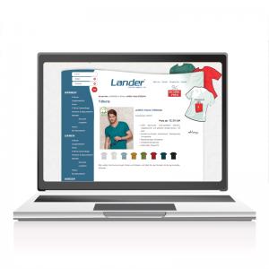Grafică website (shop) tshirt-expert.ch