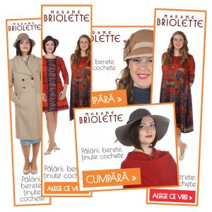 Set bannere web Madame Briolette