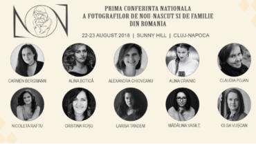 Conferința Națională a Fotografilor de Nou Născut și de Familie din România