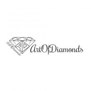 Creație logo, mentenanță - artofdiamonds.ro
