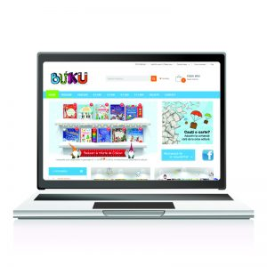 Dezvoltare magazin online - buku.ro