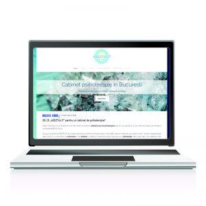 Website de prezentare - azeztulit.ro
