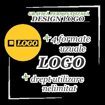 DESIGN LOGO - Creare logo, grafică personalizat