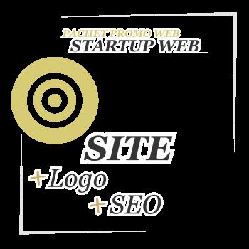 Pachet promovare web StartUp WEB - Site, Logo, SEO