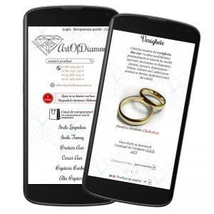 Site tip catalog online produse