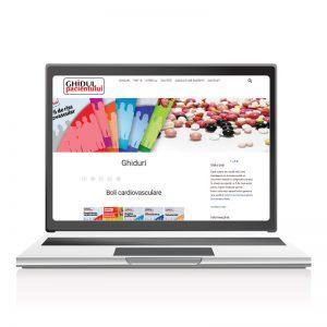 GhidulPacientului.ro este un site de informare cu ghiduri medicale.